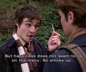 gossip girl, chuck bass, and quotes image