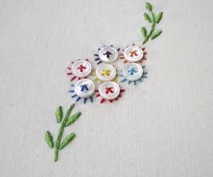 2009, flower, and handmade image
