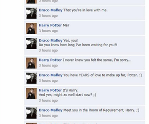 albus dumbledore, draco malfoy, and funny image