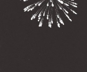 4th of july, b and w, and beautiful image