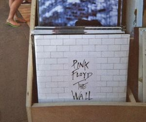 Pink Floyd, the wall, and vintage image