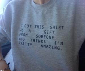 shirt, amazing, and grunge image