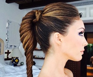 Anahi, hair, and hairstyle image