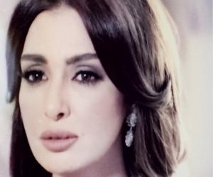 actress, arab, and beauty image