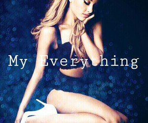 my everything, ariana grande, and album image