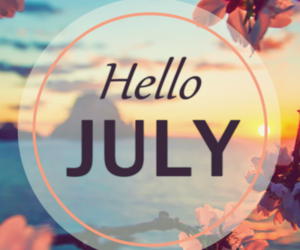 sea, summer, and newmonth image