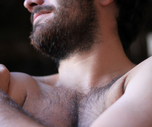 chest, Hot, and man image