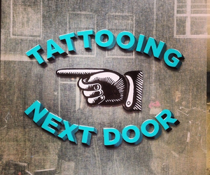 cool, lettering, and tattoo image
