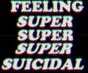 marina and the diamonds, suicidial, and teen idle image