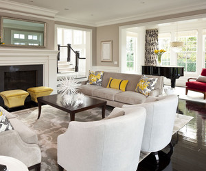 interior, living room furniture, and living room interior image