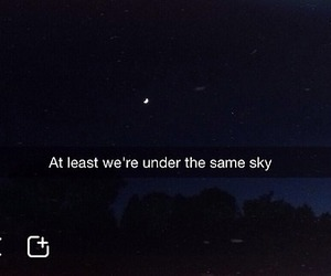 sky, love, and quote image