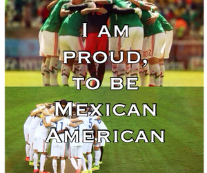 american, mexican, and soccer image