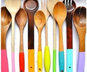 spoon, diy, and kitchen image