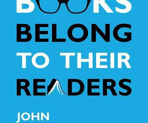book, john green, and reader image