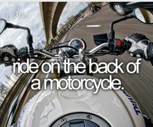 before i die and motorcycle image