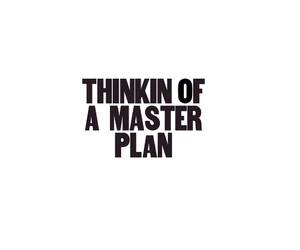 master, of, and plan image