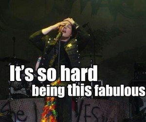 gerard way, mcr, and fabulous image