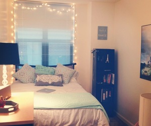 college, dream room, and places image