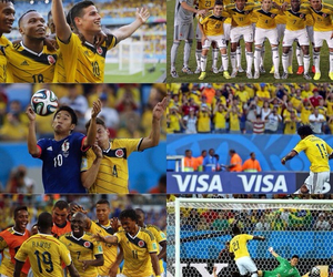 colombia, japon, and world cup image