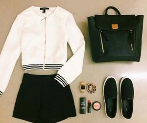 outfit, forever21, and white image