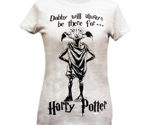 harry potter, hp, and t-shirt image