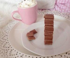 chocolate and pink image