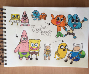 adventure time and love image