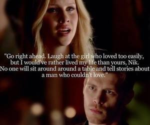 tvd, klaus, and the vampire diaries image