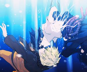 anime, uzumaki, and naruto image