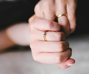 couple, hands, and marry image