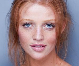 brazilian, model, and redhead image
