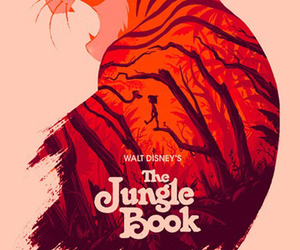 disney, the jungle book, and movie image