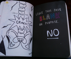beautiful, wreck this journal, and cute image
