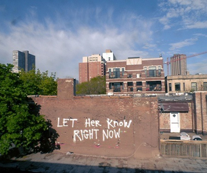 love, quotes, and graffiti image