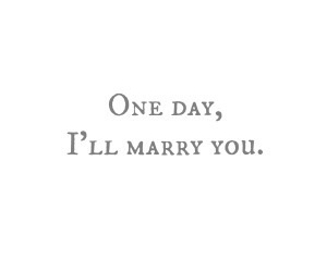 love, marry, and quotes image