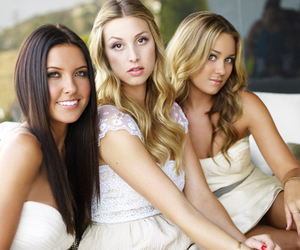 Audrina Patridge, fashion, and lauren conrad image