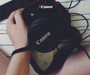 canon, eos, and mine image