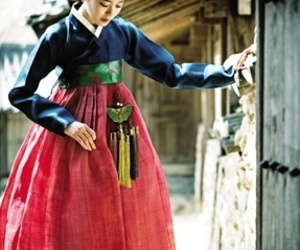 hanbok and korean image