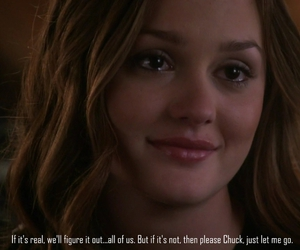 blair, gossip girl, and love image