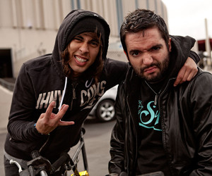 pierce the veil, vic fuentes, and a day to remember image