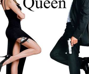 funny, Angelina Jolie, and brad pitt image
