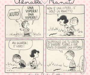 peanuts, schulz, and linus.lucy.charlie image