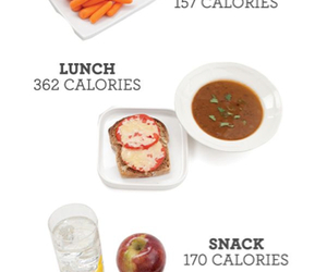healthy, food, and diet image
