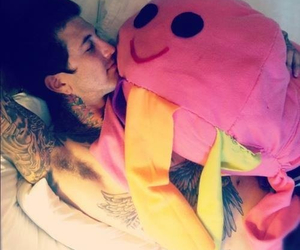 austin carlile, of mice & men, and of mice and men image