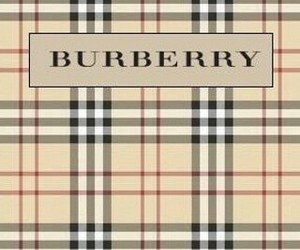 Burberry, Logo, and pattern image