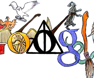 harry potter and google image