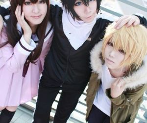 cosplay, noragami, and yato image