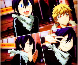 anime, yukine, and yato image