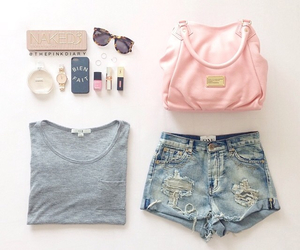 fashion, girl, and inspire image