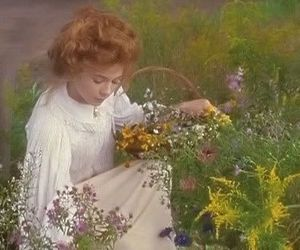 anne of green gables and anne shirley image